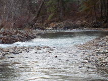 Country side creek Stock Photography