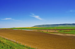 Country side landscape. Country side on a lovely day Stock Photos