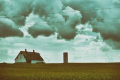 Country side. Ohio country side Stock Photography