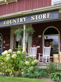 Country Store. Entrance to country store in Vermont Royalty Free Stock Photography