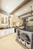 Country Style Kitchen Stock Photos