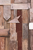 Country Style Rustic Wood Stock Photos