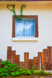 Country style window Stock Images