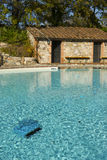 Country Swimming Pool Stock Image