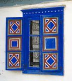 Country Traditional Window Royalty Free Stock Photo