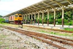 Country train Stock Photos