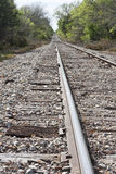 Country Train Tracks Stock Photography