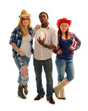 Country Trio Stock Photos