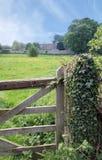 Country walk. Walking around the english countryside Stock Photos