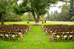 Country Wedding Venue Stock Images