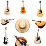 Country and Western Music Stock Photography