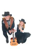Country & Western singers Stock Images