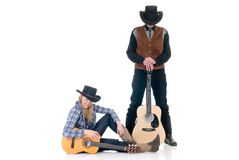 Country & Western singers Stock Photos