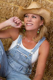 Country Woman Stock Images