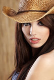 Country Woman Stock Photos