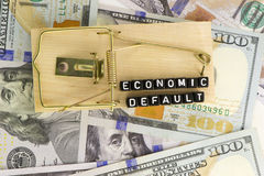 The country's economy Royalty Free Stock Images