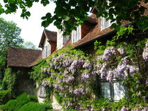 Countryhouse in Normandy France Royalty Free Stock Photography