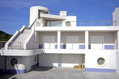 Countryhouse in Portugal. Countryhouse in the Algarve in Portugal Royalty Free Stock Image