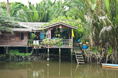Countrylife Of Thailand Royalty Free Stock Photography
