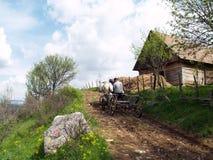 countrymanberg Royaltyfri Bild