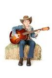 Countrymusik lizenzfreie stockfotos