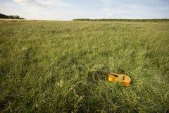 Countrymusikkonzept Stockbild