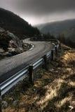 countryroad Стоковые Изображения RF