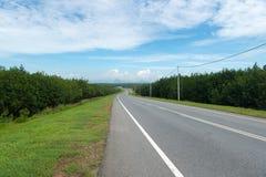Countryroad Stock Photos