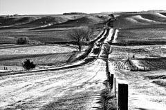 Countryscape Royaltyfria Bilder