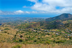Countryside. Scenery from the countryside at Isles Canaries, Spain Stock Photography