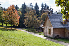 Countryside in autumn Stock Image