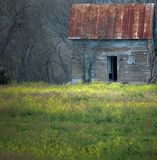 Countryside Barn Royalty Free Stock Photography