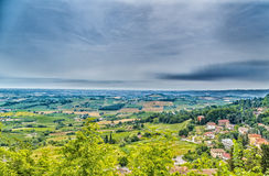 Countryside of Bertinoro Royalty Free Stock Images
