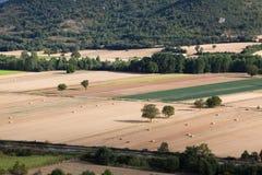 Countryside of Burgos Stock Photography