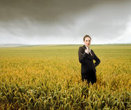 Countryside business Royalty Free Stock Photo