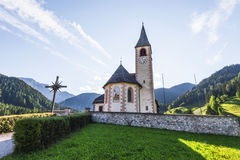 Countryside Chapel Royalty Free Stock Images