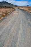 Countryside Desert Dirt Path Royalty Free Stock Images