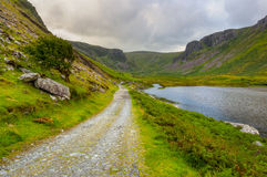 Countryside on Dingle Peninsula Stock Photography