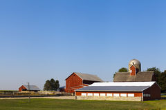 Countryside Farm Stock Photography