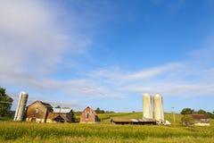 Countryside Farm Stock Photos