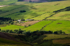 Countryside farming Royalty Free Stock Photography