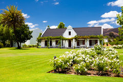 Countryside house Royalty Free Stock Photography