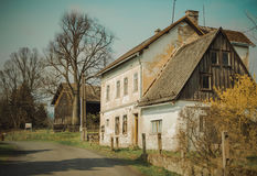 Countryside House Royalty Free Stock Photo