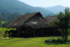 Countryside house. At tak province, thailand Stock Photo