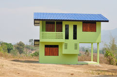Countryside house in Thailand Stock Photography