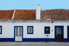 Countryside Houses. Alcochete,Portugal,E.U Royalty Free Stock Image