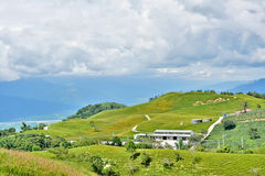 Countryside in Hualien Royalty Free Stock Photos