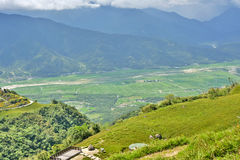 Countryside in Hualien Royalty Free Stock Photography