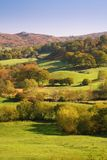 Countryside in Lake District, England Royalty Free Stock Images