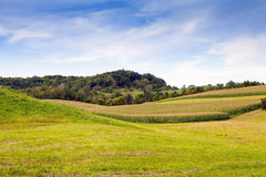 Countryside Landscape Royalty Free Stock Images